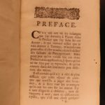 1699 Life & Comedies of TERENCE Greek Roman Plays Theatre French Latin Dacier 3v