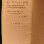 1789 Life of Baron Frederic Trenck Prussia French Revolution Spy Guillotine