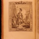 1747 Manners of TURKS Guer Turkey Ottoman Empire Sultan Grand Vizier Illustrated