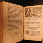 1698 History of ART Pierre Monier Tuscany Rome Architecture Painting Sculpting