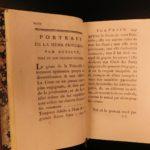 1789 Memoirs of Anne Gonzaga Princess Palatine CASTLE Provenance & Binding