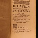 1677 Spanish Politics of Cardinal Nithard SPAIN Austria John of Austria Jesuit