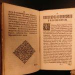 1666 Prague Kirchoffen on Papal Infallibility Catholic Heresy Baptism Rituals