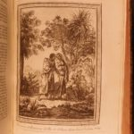 1746 English Voyages Geography ATLAS MAPS Africa India Borneo Java Cape Verde