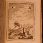 1749 Voyages Geography ATLAS MAPS Asia China Persia Korea Tartary Illustrated