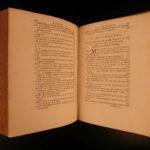 1671 1st ed Life of Saint Athanasius of Alexandria Greek Orthodox EGYPT Hermant