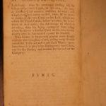 1778 Hoyle's GAMES Cards Poker Gambling CHESS Tennis Archery Billiards Cricket