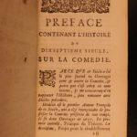 1697 Moral Dangers of French MUSIC Opera & Theatre Comedy Ambroise Lalouette