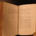 1791 1ed Pocket French Constitution National Assembly France French Revolution