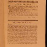 1769 Aphorisms of Surgery Dutch Herman Boerhaave Medicine van Swieten Commentary