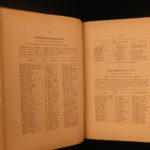 1863 Civil War Reports New York Fire Department NYFD Documents Firefighter Gift