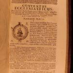 1742 Sacra Concilia Councils Medieval Hungary Jesuit Peterfi Karoly Hungarian