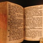 1688 Martin Luther Catechism Protestant Reformation Lutheran Kleiner Catechismus