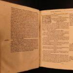 1560 Summa Conciliorum Bartholomew Carranza Dominican Monastics Catholic Papacy