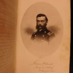 1865 Fifth NY Cavalry Military Army Civil War Lincoln Secret Service Illustrated
