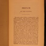 1882 Famed Edward Gibbon Decline & Fall of Roman Empire Caesar ROME 6v SET