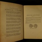 1879 Freemasonry in Holy Land Voyages Masonic Poetry Eastern Star Robert Morris