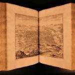 1680 Dapper ASIA Turkey Arabia Assyria MAPS Babylon Persia Botany Iraq Nineveh