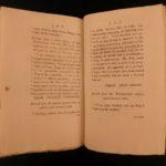 1784 1st ed American Revolutionary WAR Letter of Henry Clinton British Military