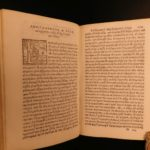 1554 1st Aldine ed Demosthenes Orations Greek Speeches Politics Ancient Greece