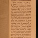 1775 Dictionary of CULTS China India Persia Muslim Astrology Pagan Occult Croix