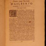 1672 1st ed John Pearson Vindiciae Epistolarum Defense of St Ignatius Epistles