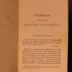 1844 Superstitions in Medicine Surgery Occult Alchemy Astrology Charms Pettigrew