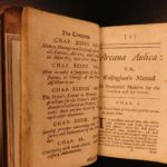 1694 Arcana Aulica Court & Courtier Walsingham English Politics Queen Elizabeth