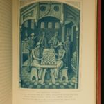 1873 EXQUISITE Lacroix Illustrated Middle Ages Costumes Knights Jesters Bizarre