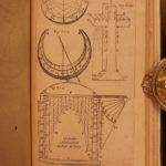 1657 Clocks Watches Gnomonics Horology Navigation Time Sundials Constellations