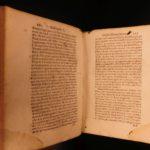 1630 1st ed on Virgin Mary Mariology NAPLES Jesuit Marcantonio Capece Italian