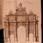 1754 Florence Italy & Florentine Cathedrals Churches JESUIT Richa Santa Croce
