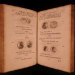 1697 1st ed Evelyn Numismata Illustrated Medals Coins Physiognomy Numismatics
