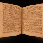 1672 Medieval Manuscript Trophaea Romana Catholic Lutheran Propaganda vs Jesuit
