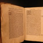 1530 Lives of Popes Platina Catholic Church Sacchi PAGAN Halley Comet Sixtus II