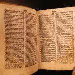 1536 RARE LAW Formulare Advocatorum Catholic Church Civil LAW Pope Benedict XII