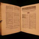 1561 1ed Early Christian Bible Sermons Augustine Cyprian Chrysostom Basel +