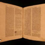 1603 NAPLES Italian Law Decisiones Sacri Regii Consilii Neapolitani Italy Capece