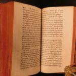 1649 Tacitus Histories Roman Empire Nero Caesar Caligula ROME Savile Elzevier
