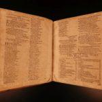 1660 Guido Panciroli Memorabilium Discoveries in America Inventions ALCHEMY