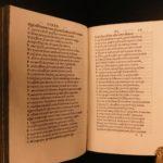 1519 Claudian Roman Poetry Mythology Gothic & Gildonic WARS Honorius ROME