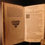 1688 Claudian Roman Poetry Mythology Panegyrics Gothic & Gildonic WARS Heinsius