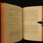 1833 Baden Powell Treatise on OPTICS Science Light Rainbows Illustrated Physics