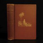 1880 1ed Caribbees & Antilles Illustrated Natural Science BIRDS Caribbean Ober