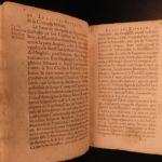 1587 1ed Bourbon Defense of King Henry IV France Belloy Medici Wars of Religion