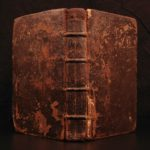 1688 Puritan William Bates Harmony of the Divine Bible Sermons Fall of Man Sin