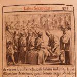 1651 RARE 1st ed Catholic Ceremonial Episcoporum Pope Clement VIII Innocent X