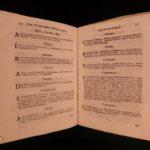 1714 1st ed Bologna Authors GALILEO Astronomy Medicine War Pellegrino Orlandi