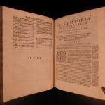 1640 History ITALY Francesco Guicciardini Clement VII Politics Law Rome ITALIAN