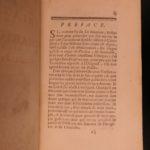1743 1st ed GREEK Heliodorus ETHIOPIA Mythology Egypt Persia Aethiopica French